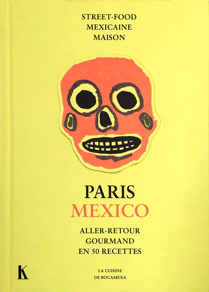 ParisMexico Couv Keribus editions