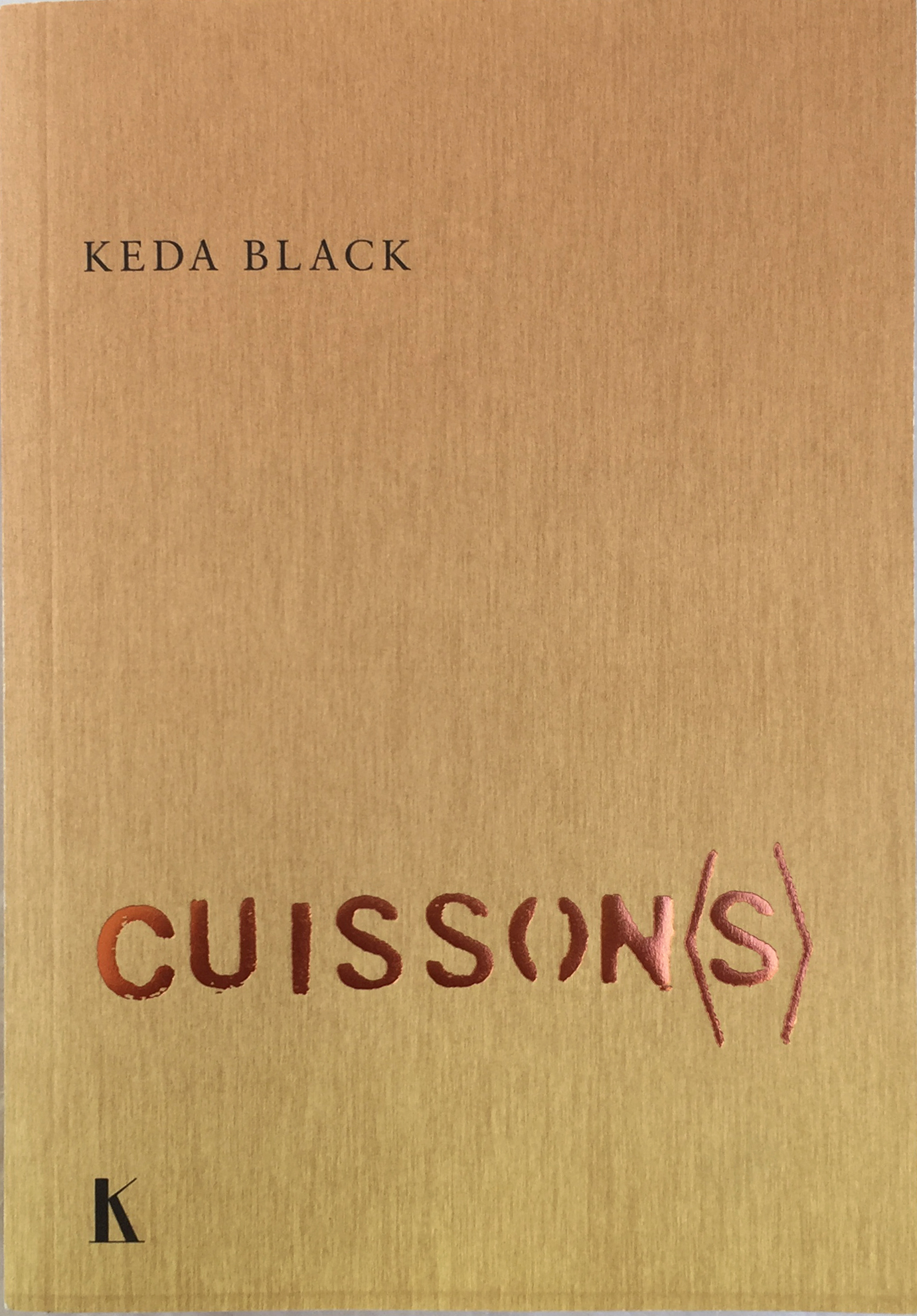 Cuissons Cover2 Keribus editions