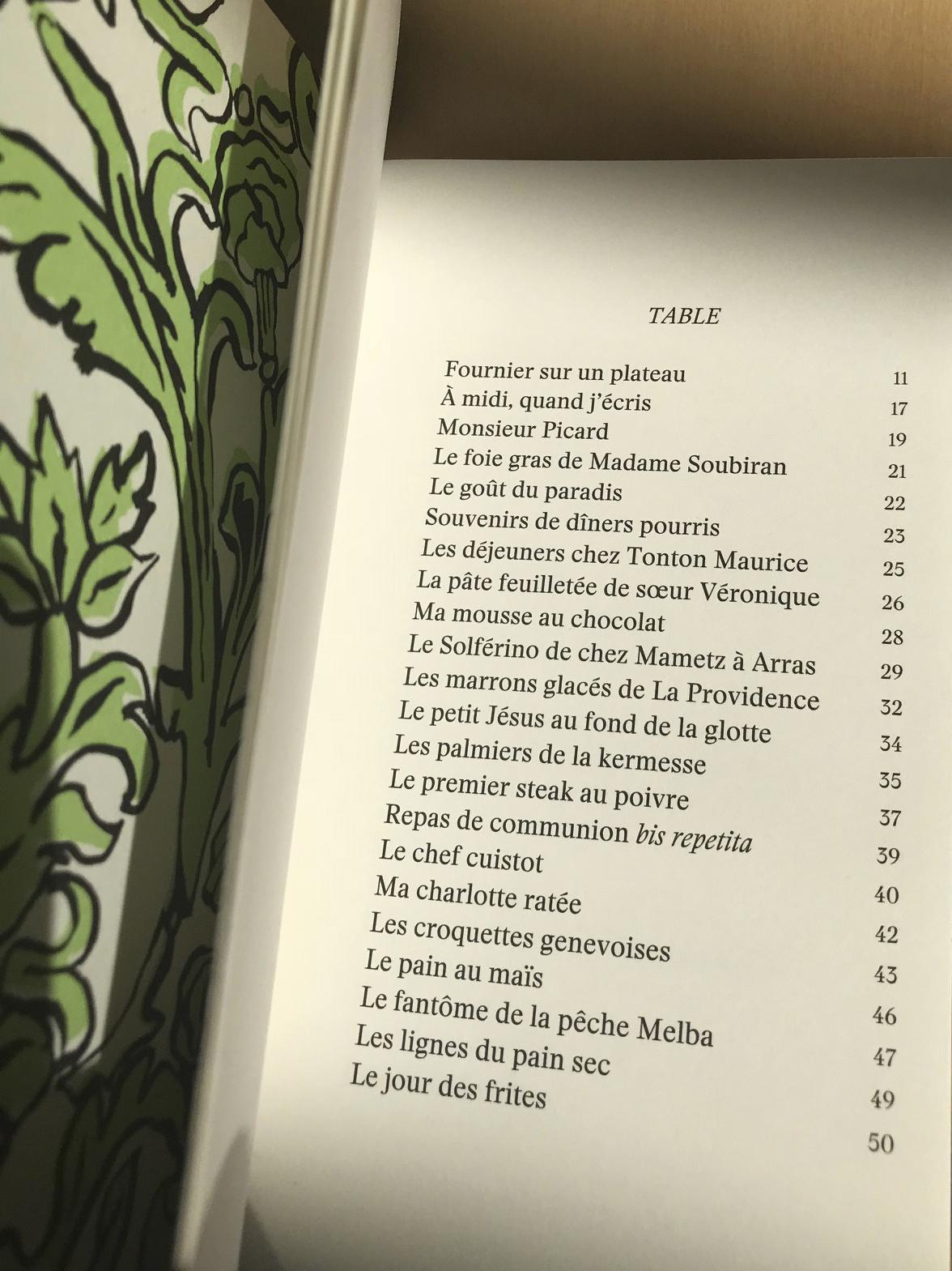 Jean-Louis Fournier des plats et déliés Keribus éditions
