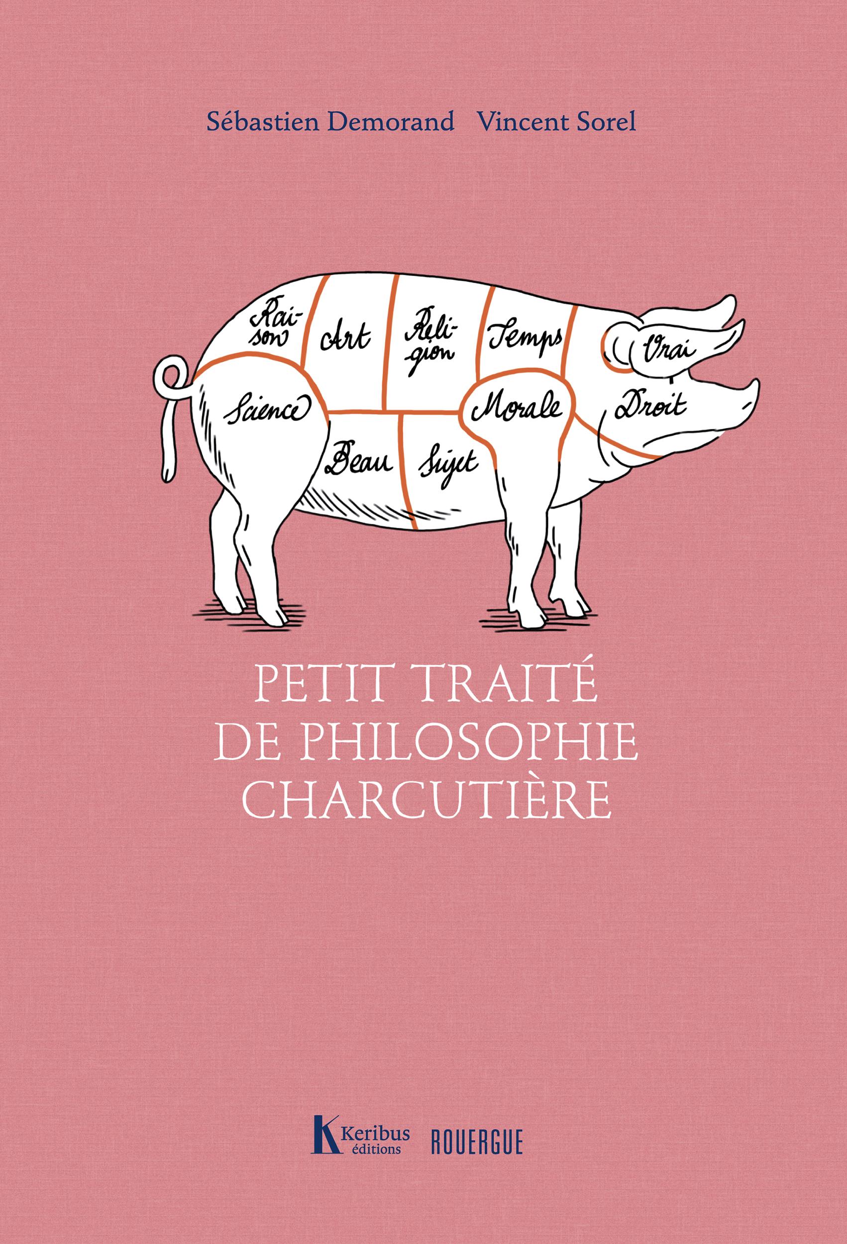 Petit traite Charcuterie Cover keribus editions